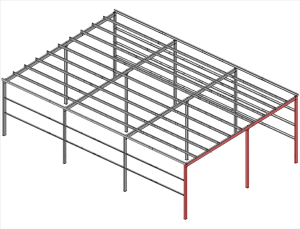 Single-Slope-Straight-Column-Frames-Multispan