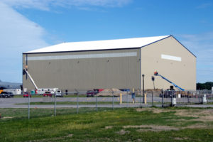 aircraft metal buildings